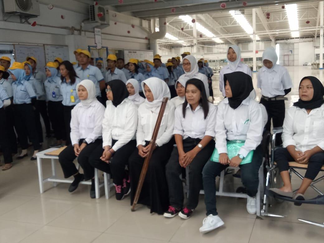 Pelatihan Penyandang disabilitas (10)
